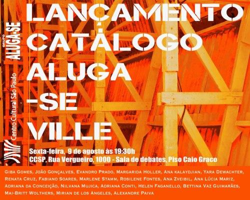 Convite catálogo